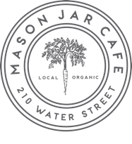 The Mason Jar Cafe Logo