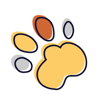 Pet Friendly Tag Icon